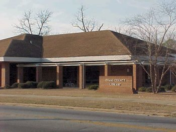 Evans County Library