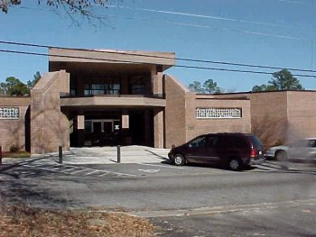 view of the Swainsboro-Emanuel County Library